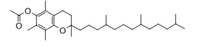 DSM ROVIMIX E50 Molecular Structure