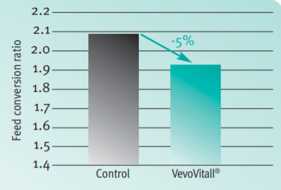 DSM VevoVitall Reduction in Scours and Medication - 2