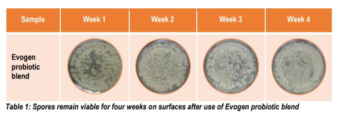 Croda Evogen ON 50x Long lasting activation of Evogen probiotic blends