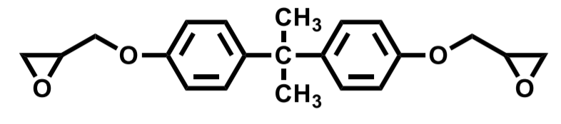 Mitsubishi Chemical jER YL980 Molecular Structure