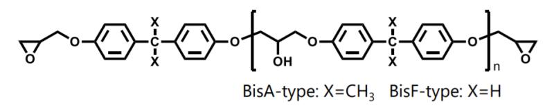 Mitsubishi Chemical jER 1256 Molecular Structure