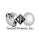 Natural Products Inc producer card logo