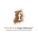 Friedrich Ingredients Onion Powder, Sieved And Cleaned product card logo
