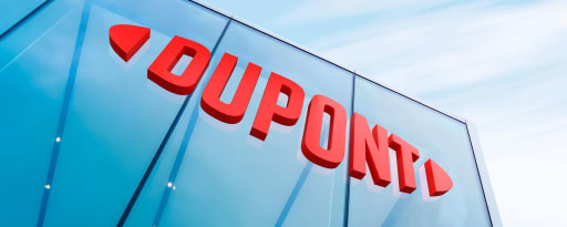 Dupont producer card banner