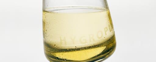 Hygroplex™ brand card banner