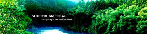 Kureha Corporation Kf 1100 product card banner