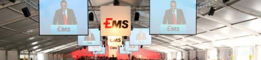 Ems-chemie producer card banner