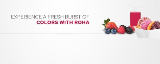 Roha producer card banner
