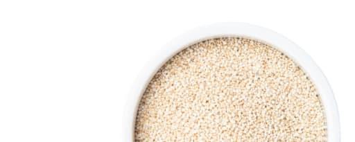 Norquin Quick Cook Quinoa product card banner