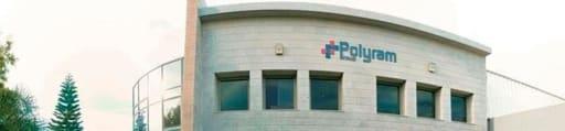 Polyram Group producer card banner