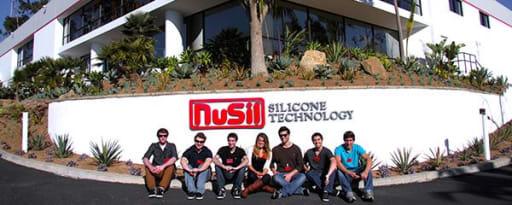 Nusil™ brand card banner
