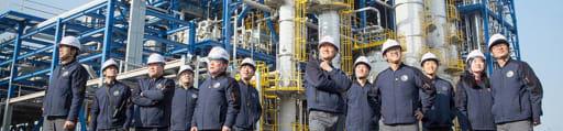 Kolon Industries producer card banner
