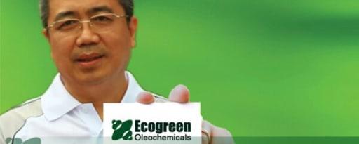 Ecogreen Oleochemicals producer card banner