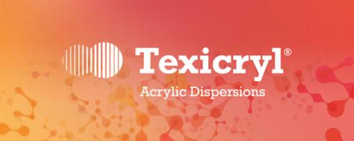 Texicryl® brand card banner