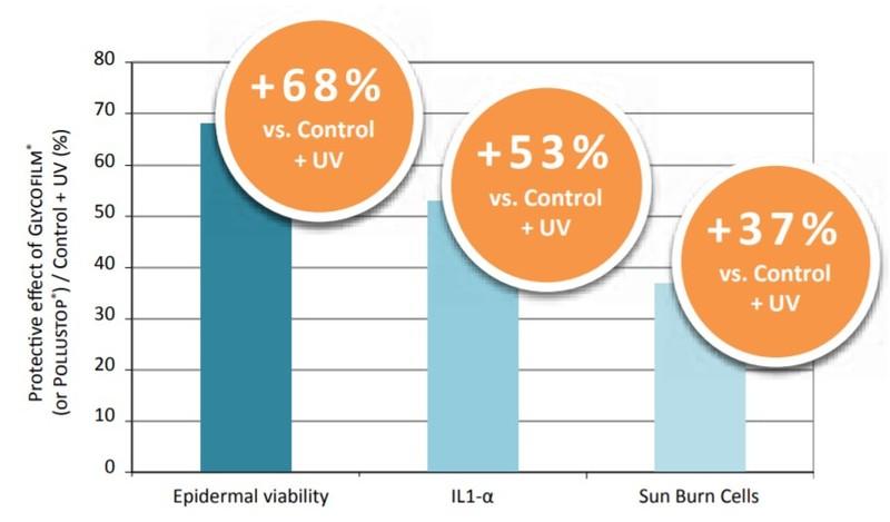 Solabia Group Glycofilm 1.5P Performance Characteristics - 7